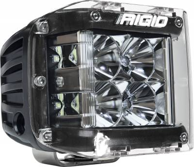 Exterior Lighting - Offroad/Racing Lamp Cover - Rigid Industries - Rigid Industries 32182 Dually Side Shooter Series Cover