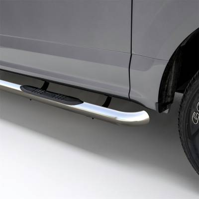 ARIES 201000-2 Aries 3 in. Round Side Bars