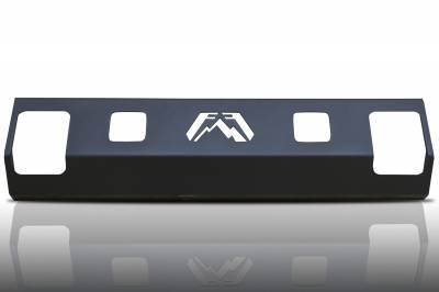 Head Lights and Components - Head Light Guard - Fab Fours - Fab Fours KLITE-1 Steel Lite Guard