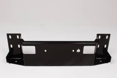 Mounting Kit - Winch Mount Plate - Fab Fours - Fab Fours RWINCH-1 Elite Ranch Winch Tray