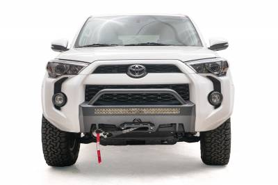 Fab Fours - Fab Fours T4R-N4552-1 Winch Mount - Image 1