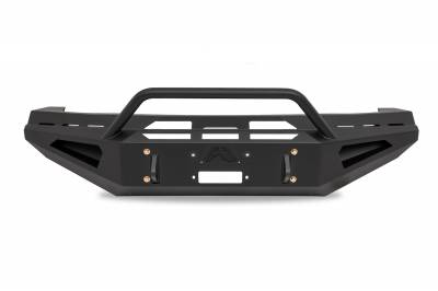 Fab Fours - Fab Fours CH05-RS1362-1 Red Steel Front Bumper - Image 1
