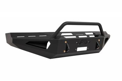 Fab Fours - Fab Fours CH05-RS1362-1 Red Steel Front Bumper - Image 3