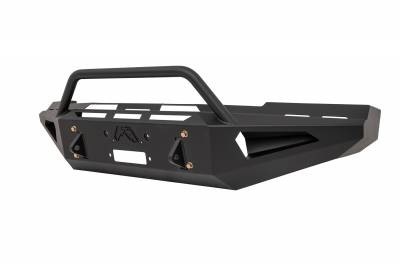 Fab Fours - Fab Fours CH15-RS3062-1 Red Steel Front Bumper - Image 3