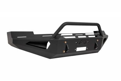 Fab Fours - Fab Fours CS07-RS2062-1 Red Steel Front Bumper - Image 2
