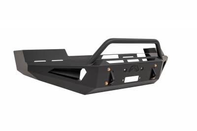 Fab Fours - Fab Fours FS05-RS1262-1 Red Steel Front Bumper - Image 3