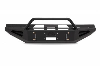 Fab Fours - Fab Fours FS08-RS1962-1 Red Steel Front Bumper - Image 1