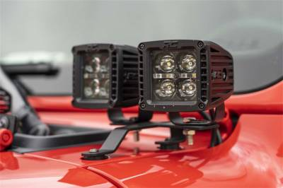 Rough Country - Rough Country 70824 LED Light Pod Kit - Image 4