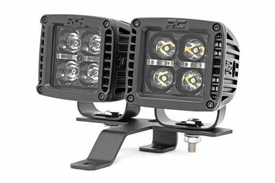 Rough Country - Rough Country 70822 LED Light Pod Kit - Image 2