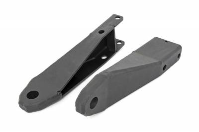 Trailer Hitch Accessories - Tow Hook Mount - Rough Country - Rough Country RS151 Tow Hook To Shackle Conversion Kit