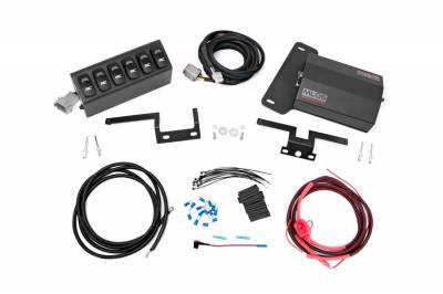 Exterior Lighting - Lighting Control Module - Rough Country - Rough Country 70959 Multiple Light Controller