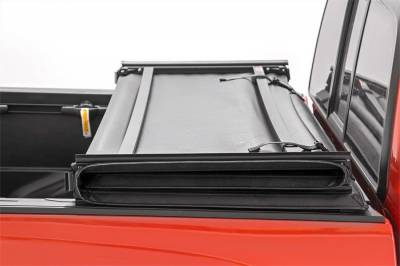Rough Country - Rough Country RC44215500 Soft Tri-Fold Tonneau Bed Cover - Image 4