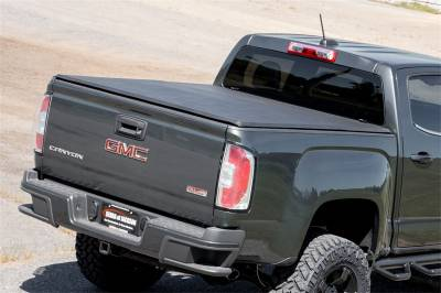 Rough Country - Rough Country RC44215500 Soft Tri-Fold Tonneau Bed Cover - Image 2