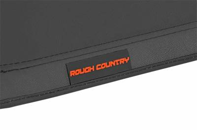 Rough Country - Rough Country RC44509550 Soft Tri-Fold Tonneau Bed Cover - Image 2