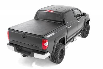 Rough Country - Rough Country RC46419550 Soft Tri-Fold Tonneau Bed Cover - Image 3