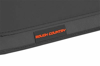 Rough Country - Rough Country RC44308650 Soft Tri-Fold Tonneau Bed Cover - Image 2