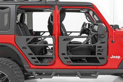 Rough Country - Rough Country 10617 Tube Doors - Image 4