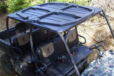Replacement Top - Top-Hard - Rough Country - Rough Country 79305204 Molded UTV Roof