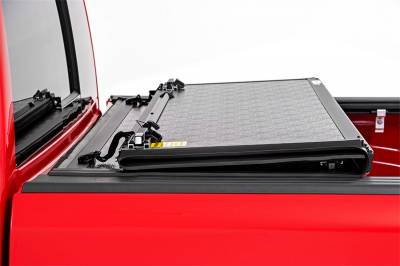 Rough Country - Rough Country 47320550 Hard Tri-Fold Tonneau Bed Cover - Image 2