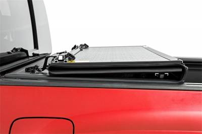 Rough Country - Rough Country 47420600 Hard Tri-Fold Tonneau Bed Cover - Image 4