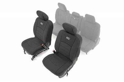 Rough Country - Rough Country 91028 Neoprene Seat Covers - Image 1