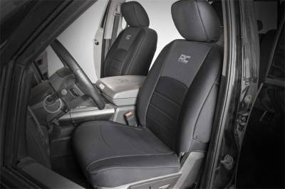 Rough Country - Rough Country 91028 Neoprene Seat Covers - Image 2