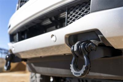 Rough Country - Rough Country RS152 Tow Hook To Shackle Conversion Kit - Image 4