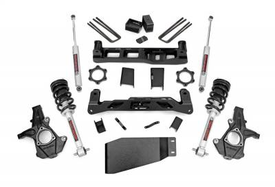 Rough Country - Rough Country 26231 Suspension Lift Kit w/Shocks - Image 1