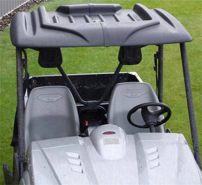 Replacement Top - Top-Hard - Rough Country - Rough Country 79500000 Molded UTV Roof