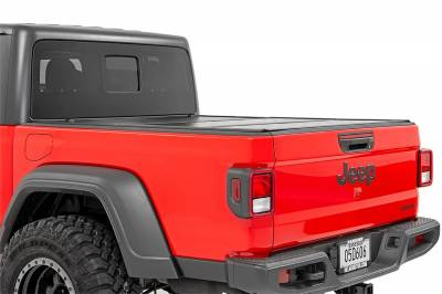Rough Country - Rough Country 47620500 Hard Tri-Fold Tonneau Bed Cover - Image 2