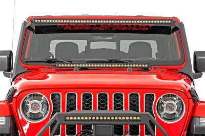 Head Lights and Components - Head Light - Rough Country - Rough Country RCH5100 LED Headlights