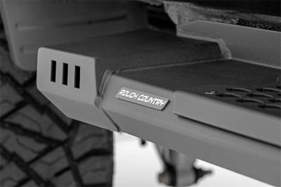 Rough Country - Rough Country SRB151977 HD2 Cab Length Running Boards - Image 5