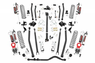 Rough Country - Rough Country 66050 Suspension Lift Kit w/Shock - Image 1