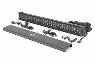 Rough Country - Rough Country 70930BD Cree Black Series LED Light Bar - Image 1