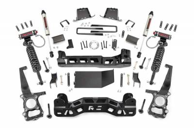 Rough Country - Rough Country 57557 Suspension Lift Kit w/Shocks - Image 1