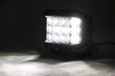 Rough Country - Rough Country 70904 Wide Angle OSRAM LED Light Kit - Image 4