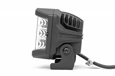 Rough Country - Rough Country 70904 Wide Angle OSRAM LED Light Kit - Image 1