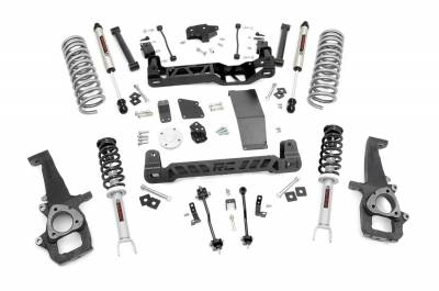 Rough Country - Rough Country 33271 Suspension Lift Kit w/Shocks - Image 1