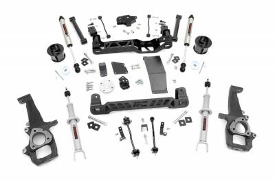 Rough Country - Rough Country 33271 Suspension Lift Kit w/Shocks - Image 2
