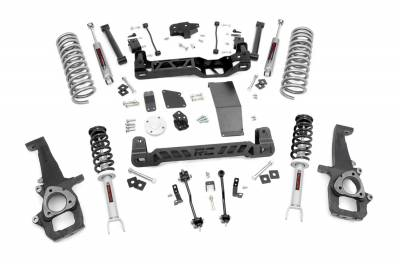 Rough Country - Rough Country 33232 Suspension Lift Kit w/Shocks - Image 1