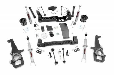 Rough Country - Rough Country 33232 Suspension Lift Kit w/Shocks - Image 2