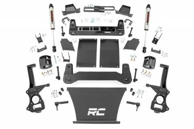 Rough Country - Rough Country 21770 Suspension Lift Kit w/Shocks - Image 1