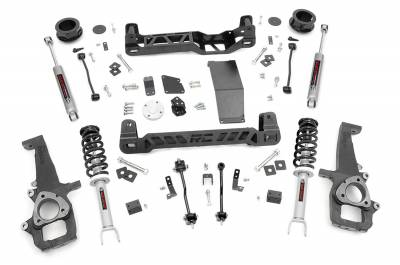Rough Country - Rough Country 33332 Suspension Lift Kit w/Shocks - Image 1