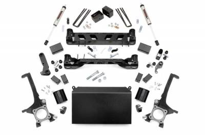 Rough Country - Rough Country 75370 Suspension Lift Kit w/Shocks - Image 1