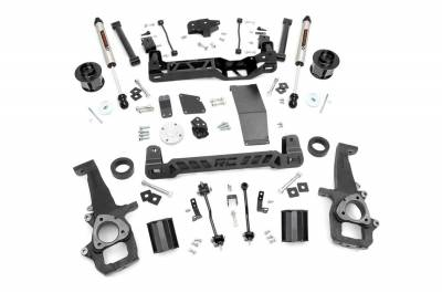 Rough Country - Rough Country 33270 Suspension Lift Kit w/Shocks - Image 1