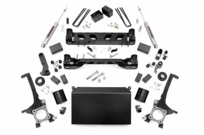 Rough Country - Rough Country 75230 Suspension Lift Kit w/Shocks - Image 1