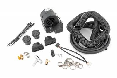 Rough Country - Rough Country RCZ4185 Fan Heater Kit - Image 1