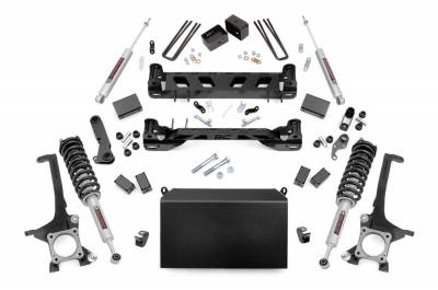 Rough Country - Rough Country 75431 Suspension Lift Kit w/Shocks - Image 1