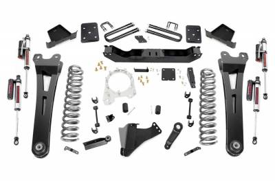 Rough Country - Rough Country 51250 Suspension Lift Kit w/Shock - Image 1
