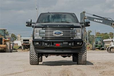 Rough Country - Rough Country 51270 Suspension Lift Kit w/Shock - Image 5